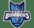 Chicago Blue Bombers Logo