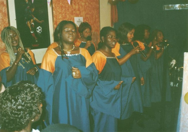 Image260620122542 003 1024x721 - Galway's First Established African Church In Eglinton Hotel Direct Provision Center, 2001.