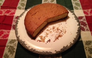 Caraway Seed Cake ~ An Irish Holiday Tradition