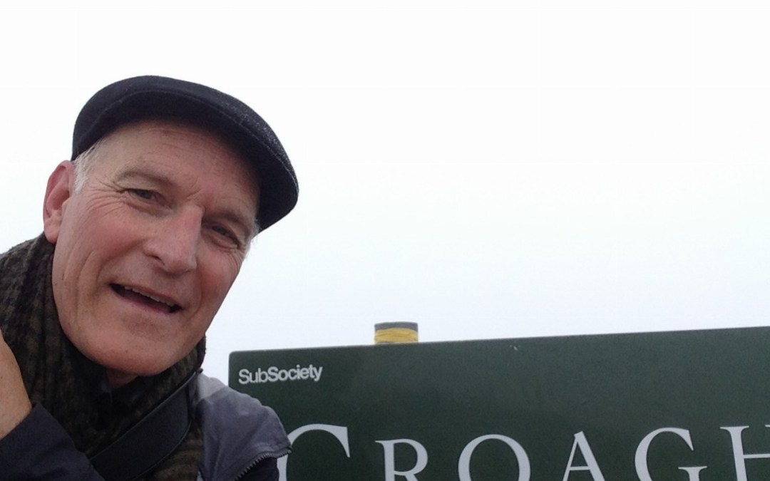 Croagh Patrick for the Non-Pilgrim