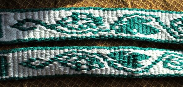 both vines on belt