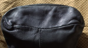 bottom of purse