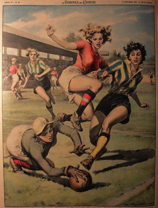 Football feminin 1920's