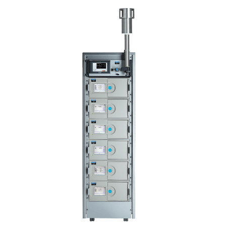 Horiba AP370 Series Ambient Air Pollution Analysers