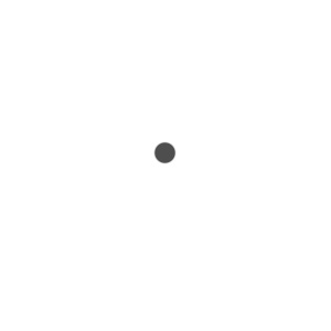 Examples are like this dot on white canvas. They give the brain an anchor point to start learning.