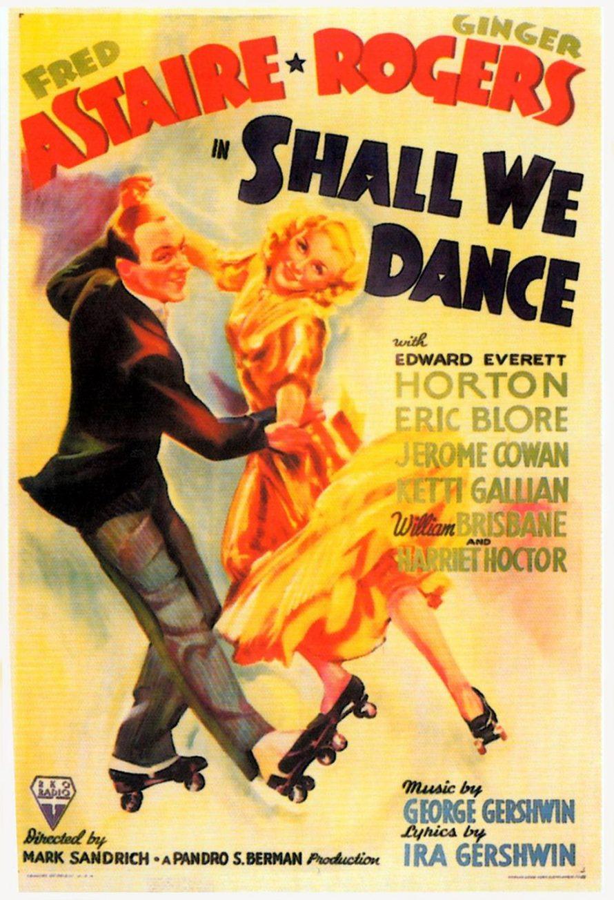 Classic Film: Shall We Dance