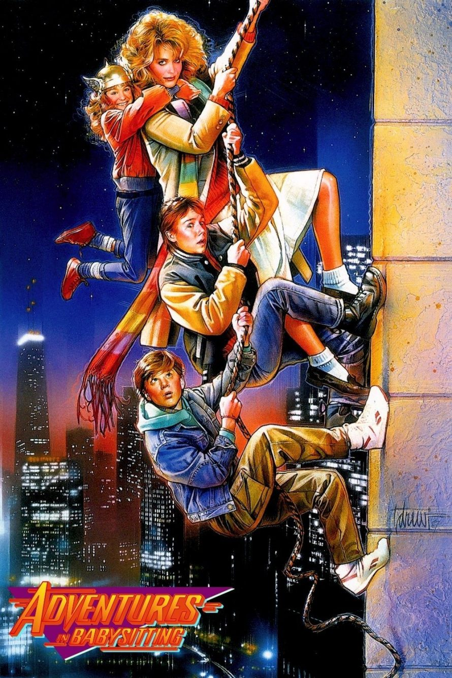 Drive in Movie: Adventures in Babysitting