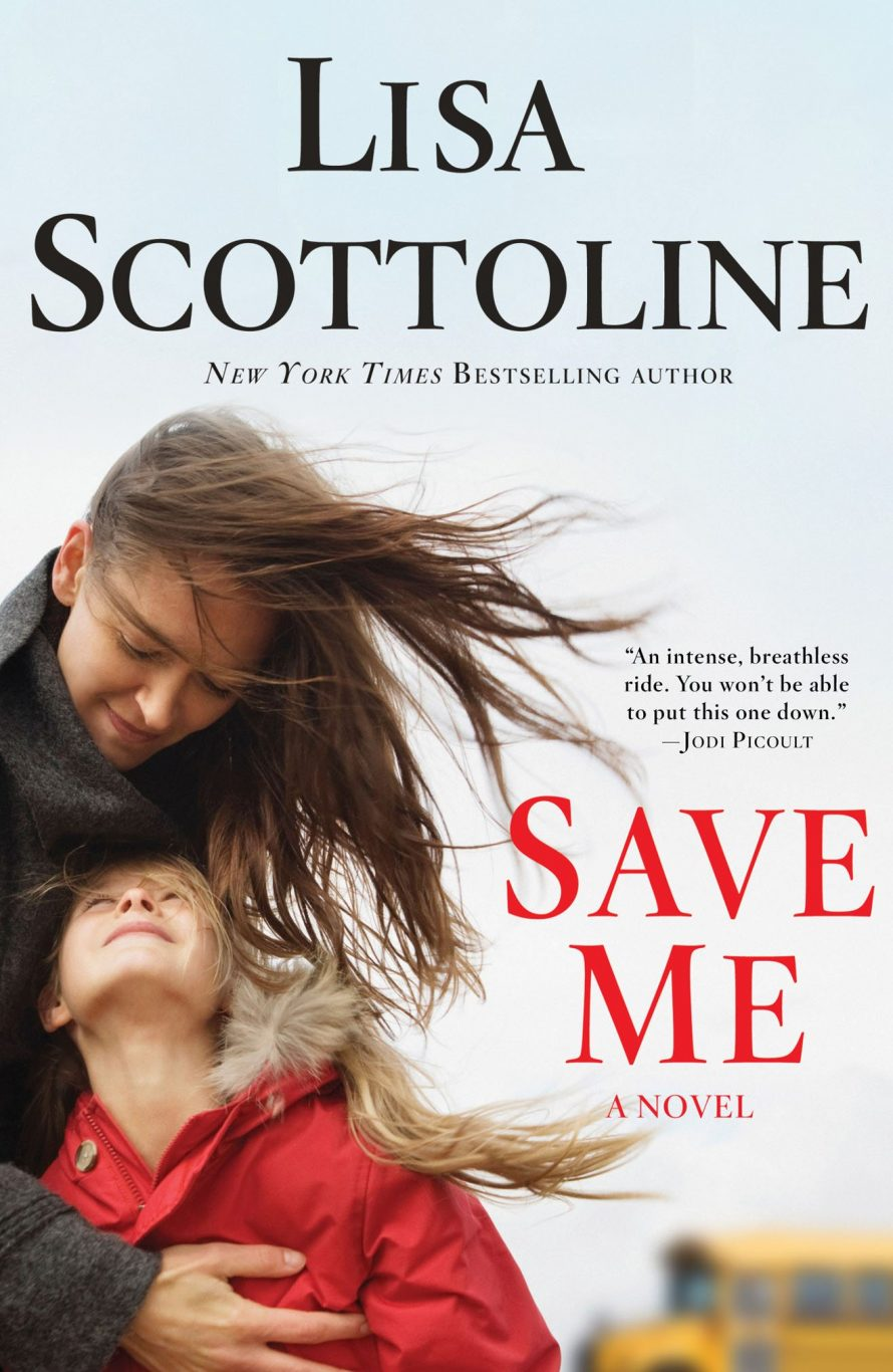 Book Club: Save Me
