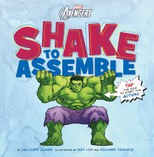 Shake to Assemble by Calliope Glass