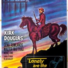 Classic Film Series: Lonely Are the Brave