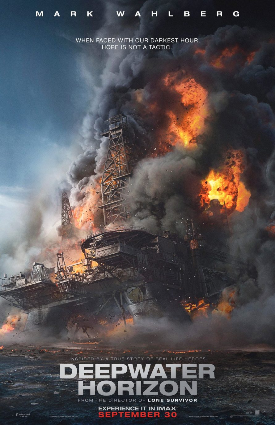 Modern Times Film: Deepwater Horizon