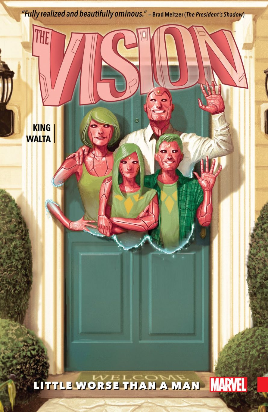 The Vision by Tom King and Gabriel Hernandez Walta