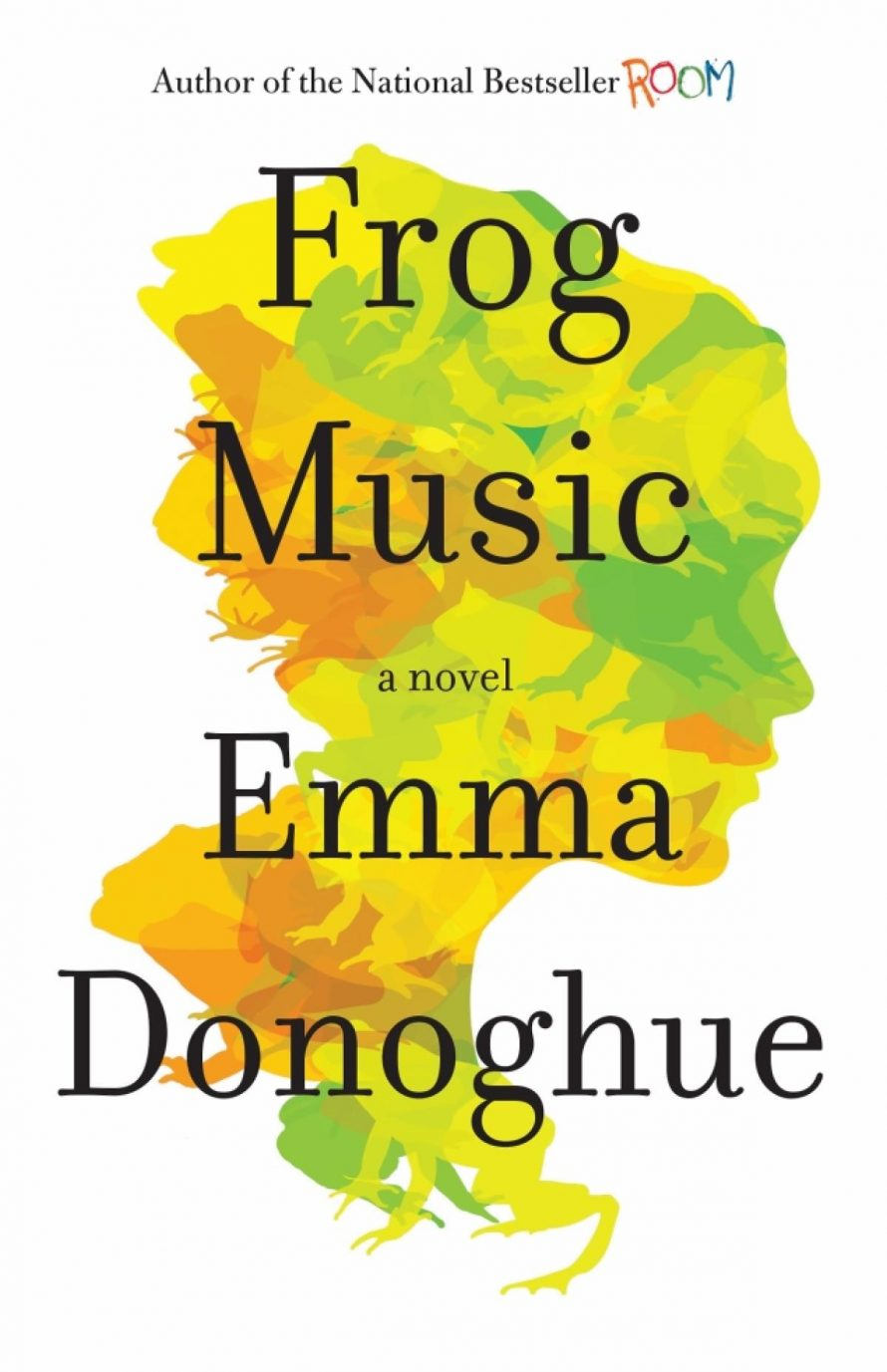 Book Club: Frog Music