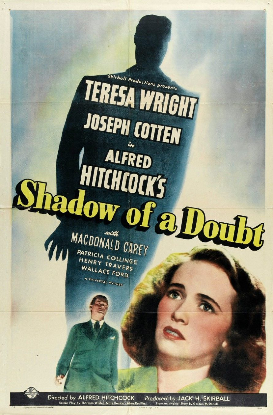 Classic Film Series: Shadow of a Doubt