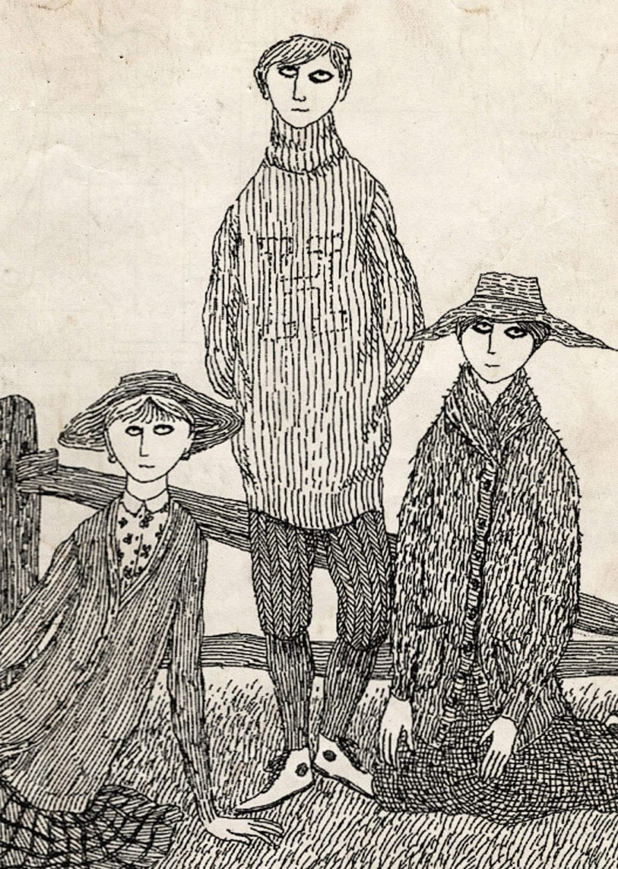 Bus Trip: Edward Gorey at the Loyola University Museum of Art