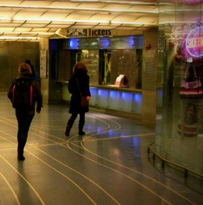 Bus Trip: The Pedway – Warm Walk, Cool Architecture