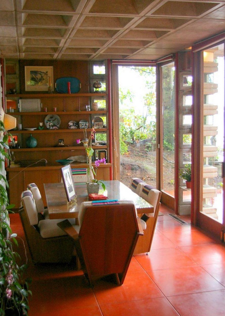 Bus Trip: Schweikher-Langsdorf Home & Studio