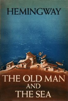 First Edition: The Old Man and the Sea