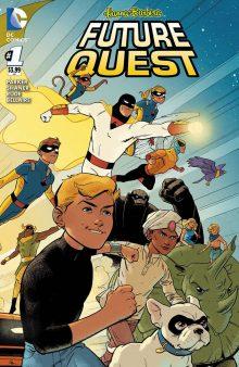 Future Quest Volume One