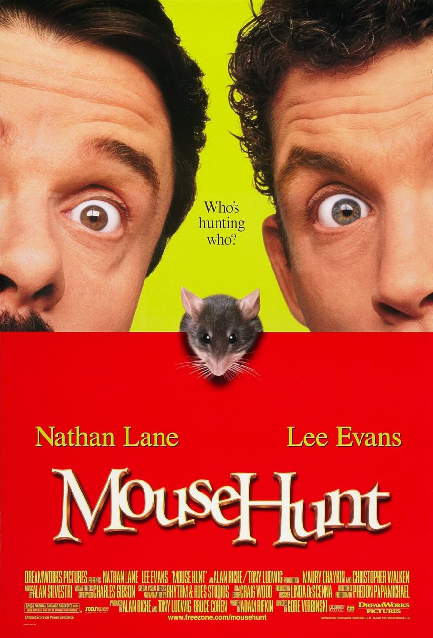 Movie Monday: Mousehunt