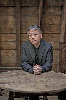 Kazuo Ishiguro Awarded the 2017 Nobel Prize