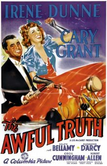 Classic Film Series: The Awful Truth