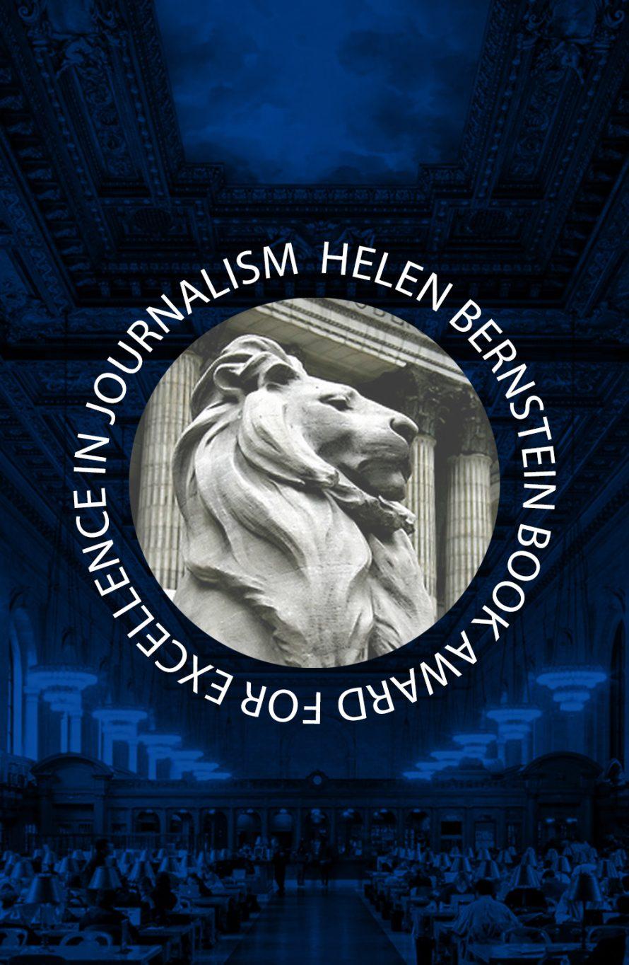 Helen Bernstein Book Award for Excellence in Journalism