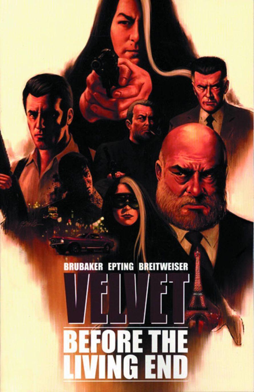 Velvet by Ed Brubaker