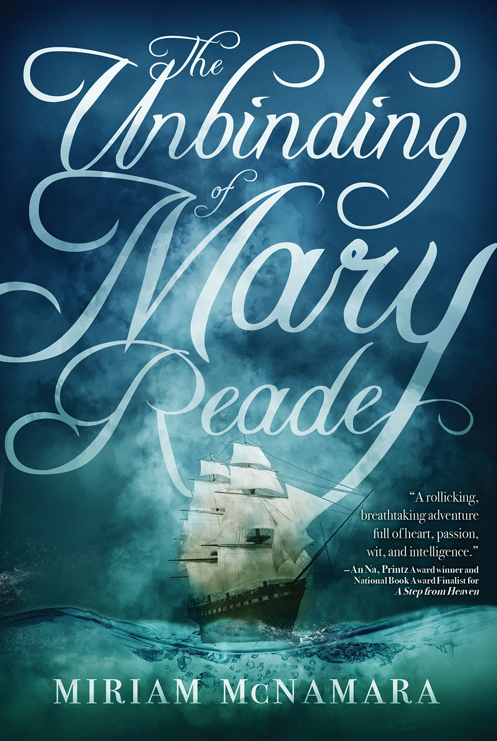 01 The Unbinding of Mary Reade
