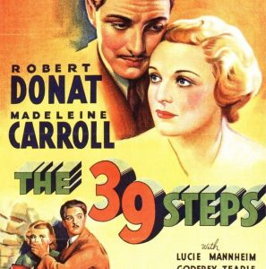 Classic Film Series: The 39 Steps