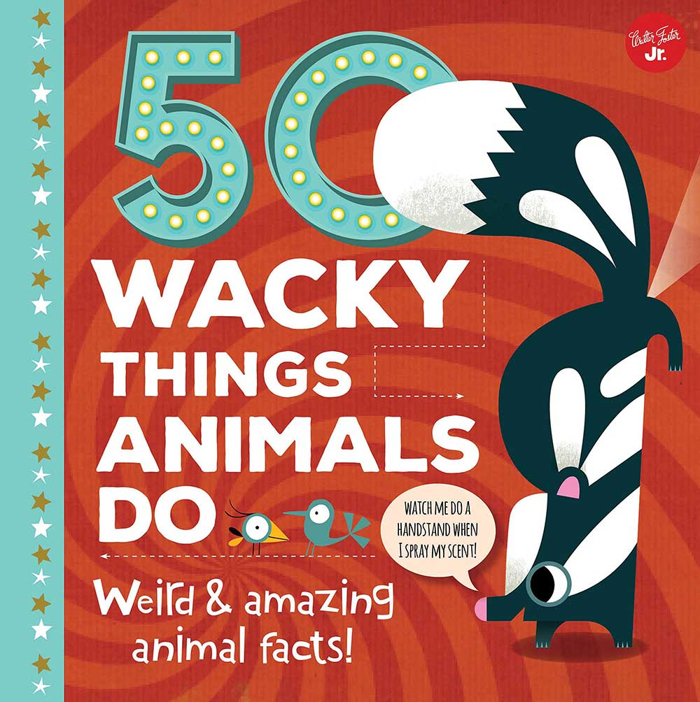 50 Wacky Things Animals Do
