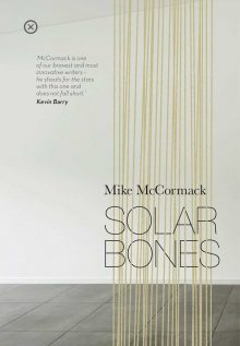 Solar Bones Wins International Dublin Literary Award