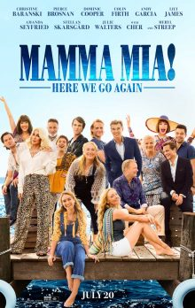Modern Times Film Series: Mamma Mia! Here We Go Again