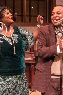 Bus Trip: Ma Rainey's Black Bottom at Writers Theater