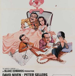 Classic Film Series: The Pink Panther