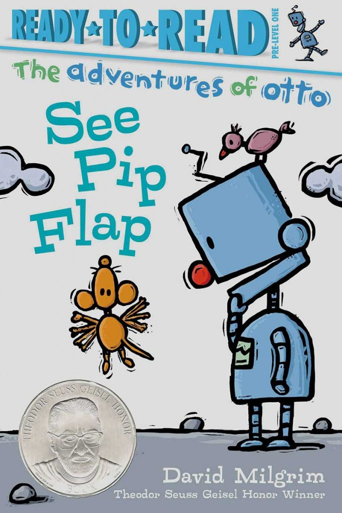 The Adventures of Otto: See Pip Flap