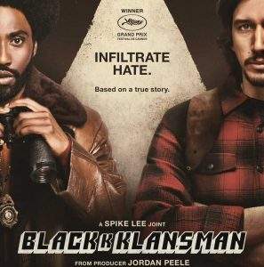 Modern Times Film Series: BlacKkKlansman