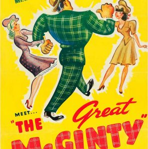 Classic Film Series: The Great McGinty