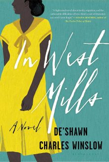 De'Shawn Charles Winslow Wins the 2019 First Novel Prize
