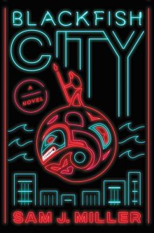 Blackfish City Wins John W. Campbell Memorial Award