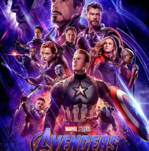 CANCELED – Modern Times Film Series: Avengers: Endgame