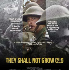 Modern Times Film Series: They Shall Not Grow Old