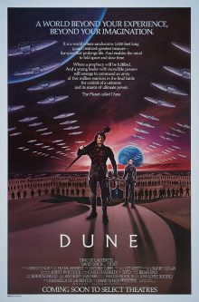 Page to Screen Club: Dune
