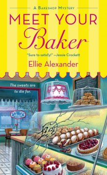 Deliciously Fictitious Book Club: Meet Your Baker