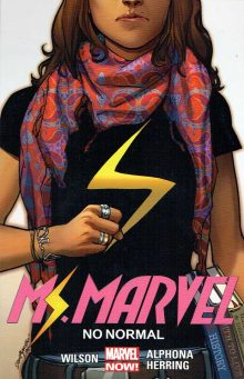 Graphic Novel Club: Ms. Marvel: No Normal