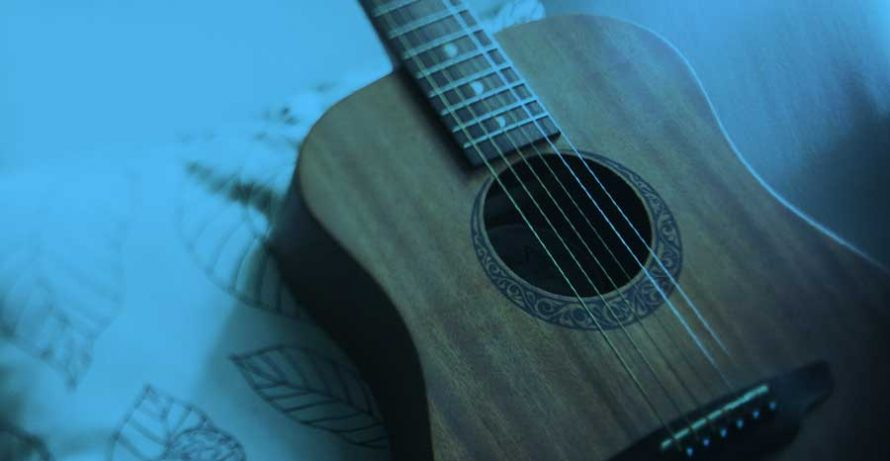 Three Chords and the Truth: Beginning Guitar