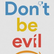 Don't Be Evil Named 2019 Porchlight Business Book of the Year