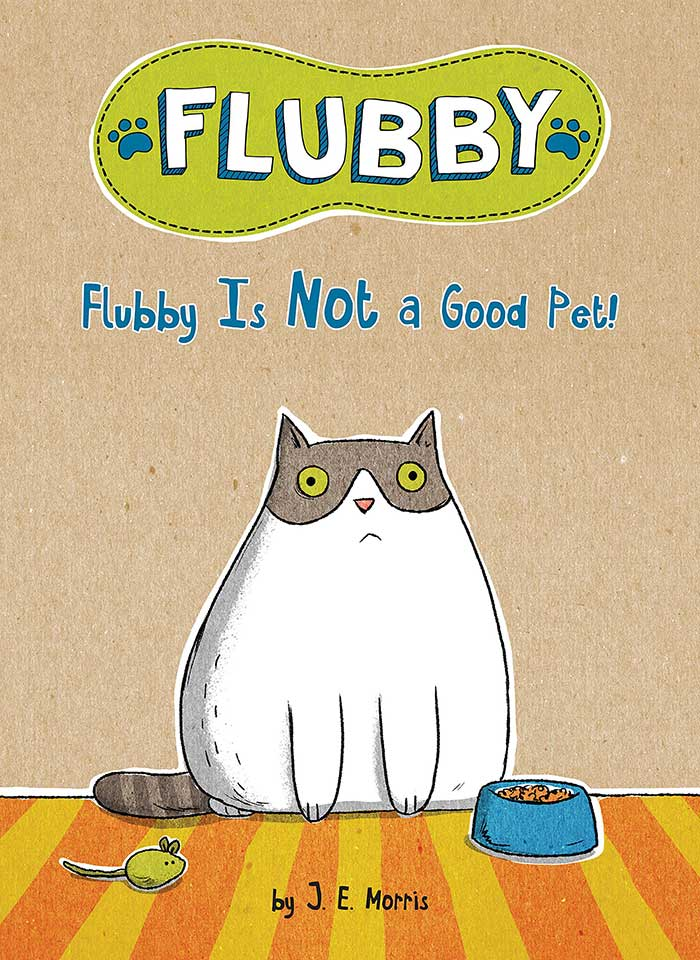 Flubby in Not a Good Pet