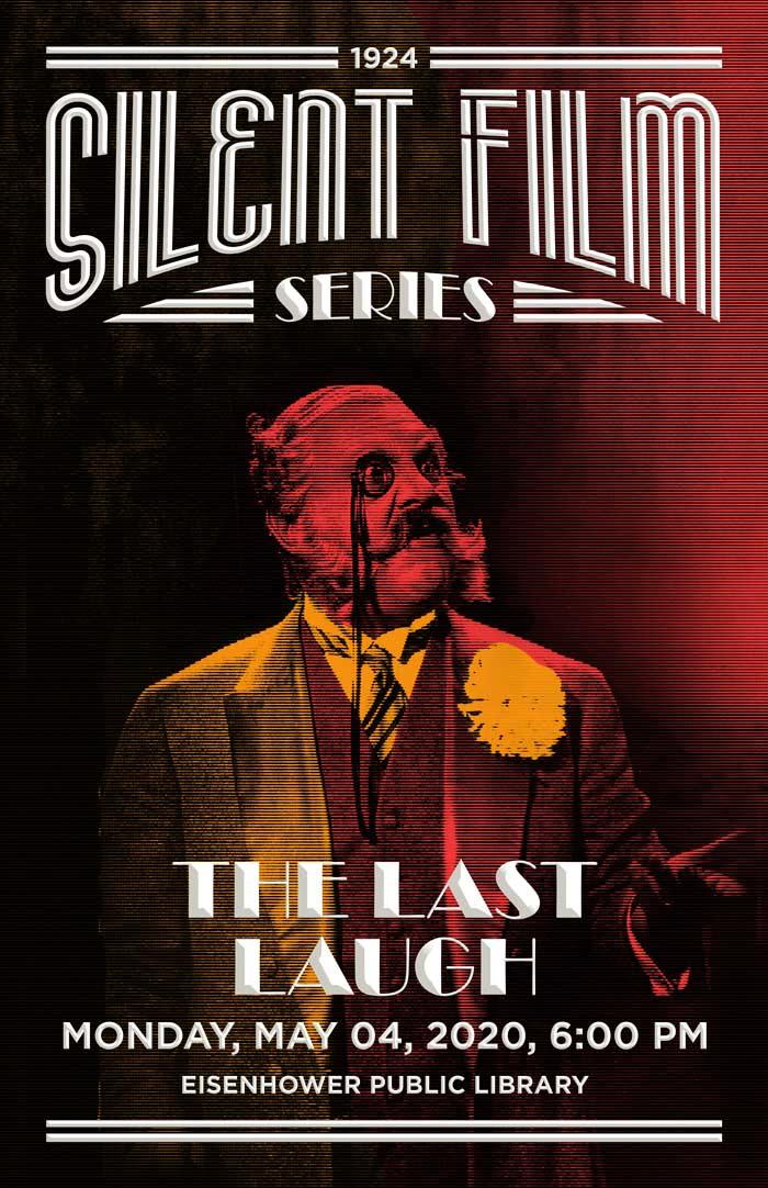 Silent Film Series: The Last Laugh