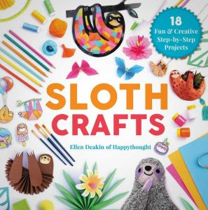 Sloth Crafts by Ellen Deakin
